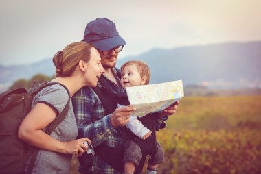 Best Family Hiking Trips For Young Children
