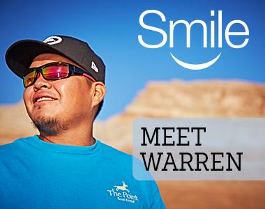 Smile Spotlight: Meet Warren
