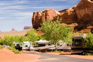 Where to Go RV Camping around the Southwest