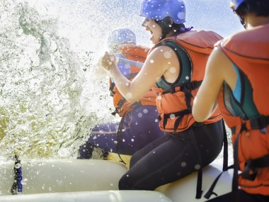 What to Expect When White River Rafting