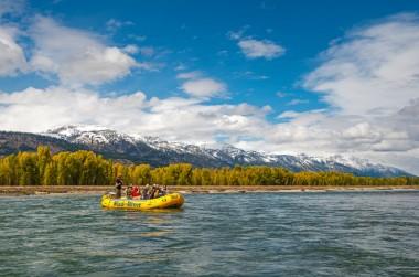 Rafting Tips 101: Snake River